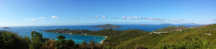 St. Thomas is so beautiful!